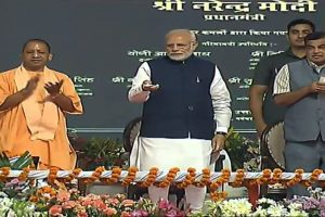 PM Modi inaugurates first inland multi-modal terminal port in Varanasi