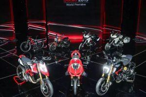 Ducati unveils 2019 range of models