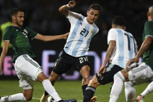 Paulo Dybala shines as Argentina ease past Mexico