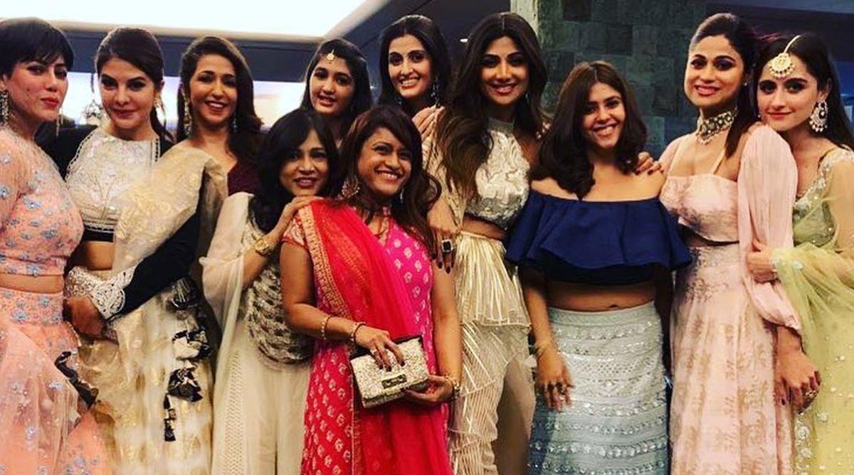 Karan Johar to Shilpa Shetty: Stars shine at Ekta Kapoor's Diwali bash