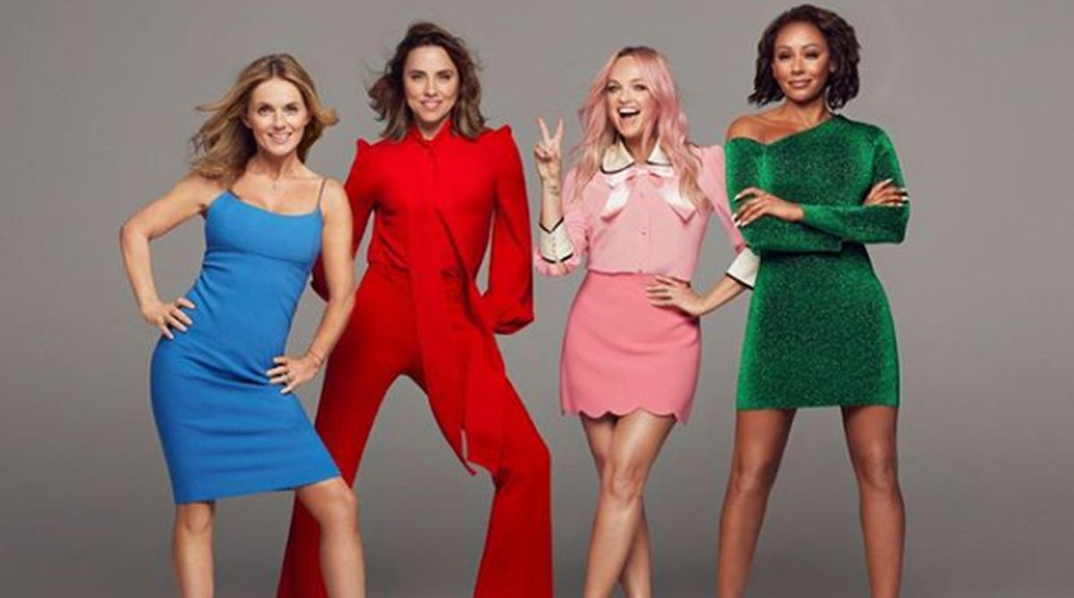 Spice Girls announce reunion tour, Victoria sends her love