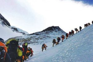 Sherpas: The indomitable icefall doctors