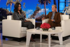 Michelle Obama talks about her first kiss, Barack Obama and Malia's prom date | See video