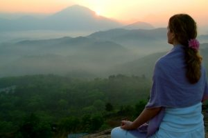 Discover good health breathing in fresh air