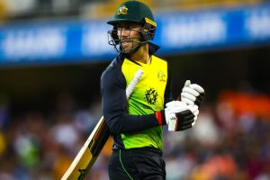 2nd T20I: Australia post 132/7 in rain-hit contest vs India