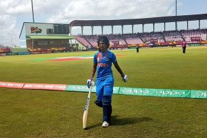 Hitting sixes was my way of battling cramps: Harmanpreet Kaur