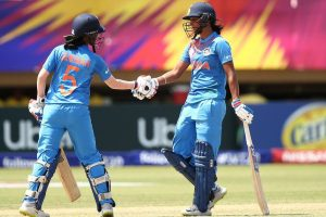 Women's World T20: India thrash New Zealand by 34 runs