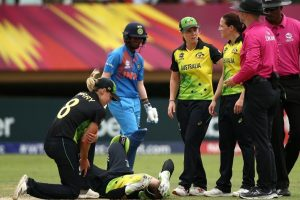 ICC Women's T20 World Cup: Alyssa Healy in doubt for semifinal clash after collision