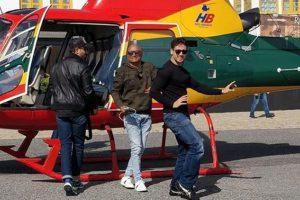 Siddharth Anand wraps up Hrithik Roshan, Tiger Shroff starrer film
