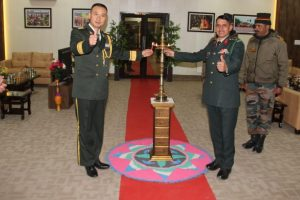 Chinese troops extend Diwali greetings to Indian soldiers in Eastern Ladakh