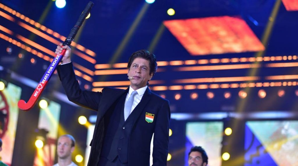 Odisha Hockey World Cup, OWHC opening ceremony, CM Naveen Patnaik, Shah Rukh Khan, Madhuri Dixit, AR Rahman, Hockey Anthem, Kalinga Stadium, International Hockey Federation