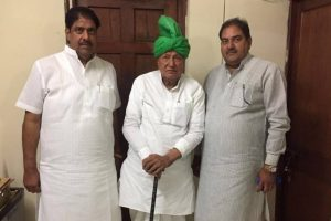 Rift in Chautala clan: INLD faces split as Ajay Chautala calls meet on Nov 17