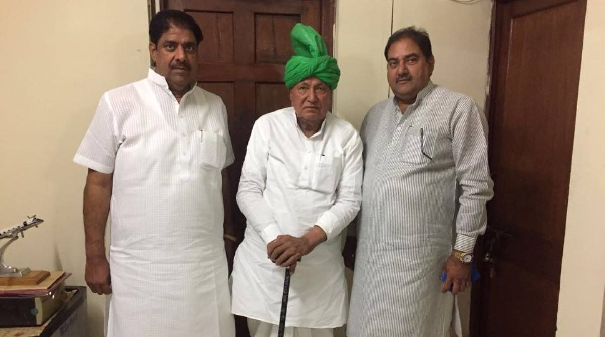 Chautala clan, INLD, Ajay Chautala, 2019 Assembly polls