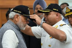 PM Modi praises INS Arihant for successful completion of deterrence patrol