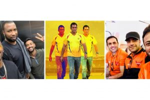 Mumbai Indians, Sunrisers Hyderabad and Chennai Super Kings engage in witty banter on Twitter