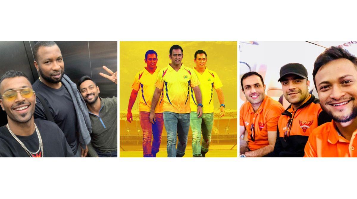 IPL 2019, MI, CSK, SRH