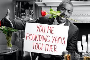 Idris Elba 'sexiest man alive' gets his own Twitter emoji