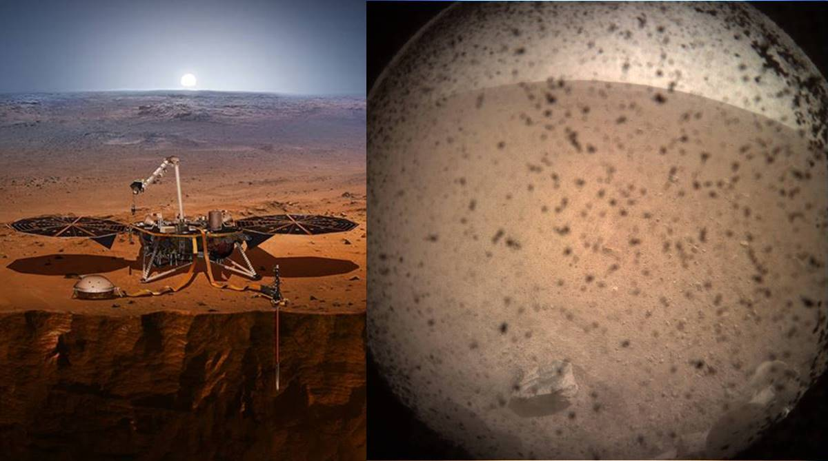 mars rover insight photos - photo #27