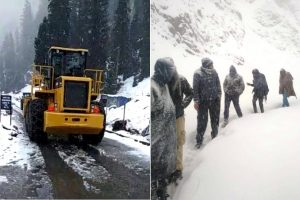 Indian Army rescues 125 men, women, children stranded in heavy snow in J-K