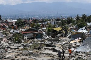 Tsunamis account for $280bn in economic losses over 20 years
