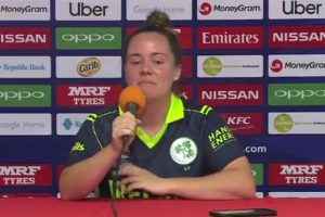 Watch | ICC WWT20 2018: Irish captain breaks down after 'incredibly frustrating' loss to Pakistan