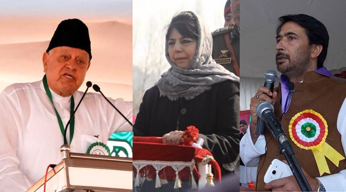 J-K Third Front, Congress-NC-PDP alliance, J-K government, BJP in J&K, Jammu and Kashmir, Sajjad Lone alliance, Sajjad Lone factor