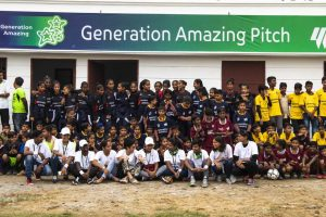 FIFA 2022 countdown: Generation Amazing kicks off football pitch in India