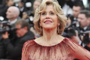 Jane Fonda compares Donald Trump to Adolf  Hitler