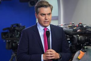 White House suspends press pass of CNN's Jim Acosta