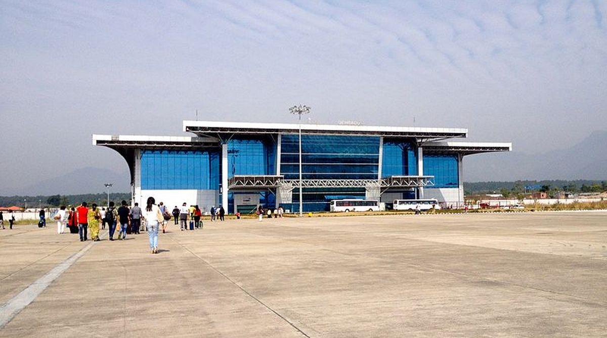 Jolly Grant airport, Atal Bihari Vajpayee, Uttarakhand cabinet, Union Civil Aviation Ministry, Harish Rawat