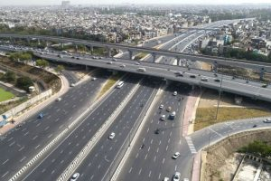 PM Modi inaugurates KMP Expressway in Gurgaon; Cong says its 'incomplete, unsafe'