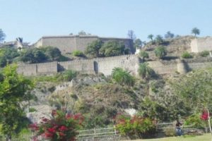 Kangra Fort: History in stone