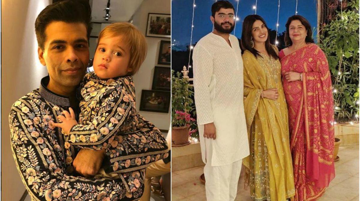 Karan Johar, Priyanka Chopra, Diwali, Diwali 2018