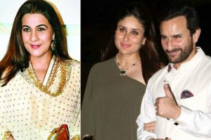 Find out how Kareena Kapoor reacted when Saif Ali Khan wrote Amrita Singh letter before marrying Kareena