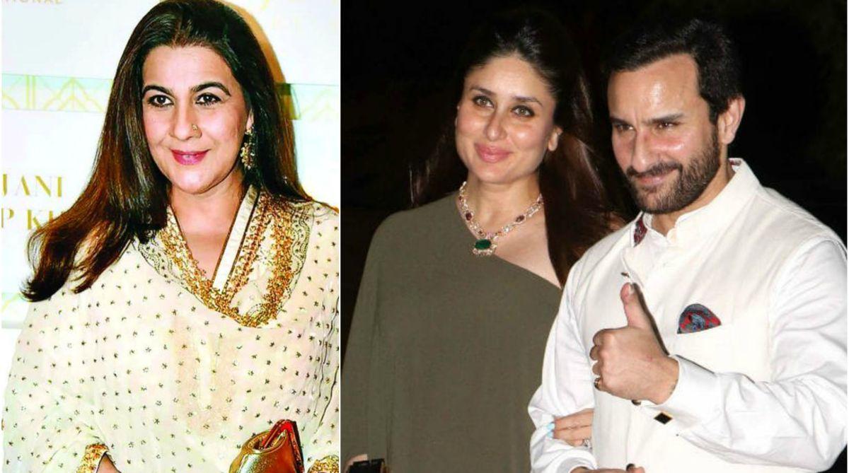 Find out how Kareena Kapoor reacted when Saif Ali Khan wrote Amrita Singh letter before marrying Kareena
