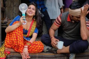 Sara disappointed as 'Kedarnath' didn't release in Uttarakhand