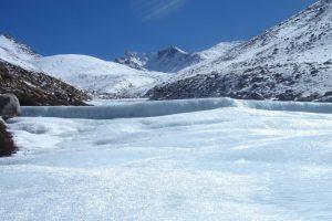 Ladakh freezes, Kargil minus 9.5