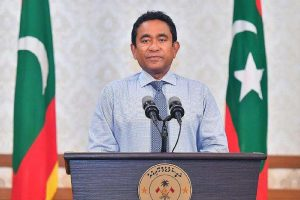 Ex-president Yameen tried to play India against China as 'puppet master': Maldives minister