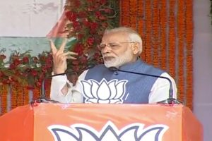 Chhattisgarh polls | Let leader outside Gandhi family become Congress chief, dares PM