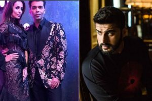 Did Karan Johar drop a hint on Malaika Arora's wedding?