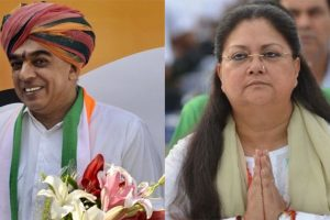 Rajasthan polls | Cong's 2nd list out; ex-BJP leader Manvendra Singh to take on Vasundhara Raje