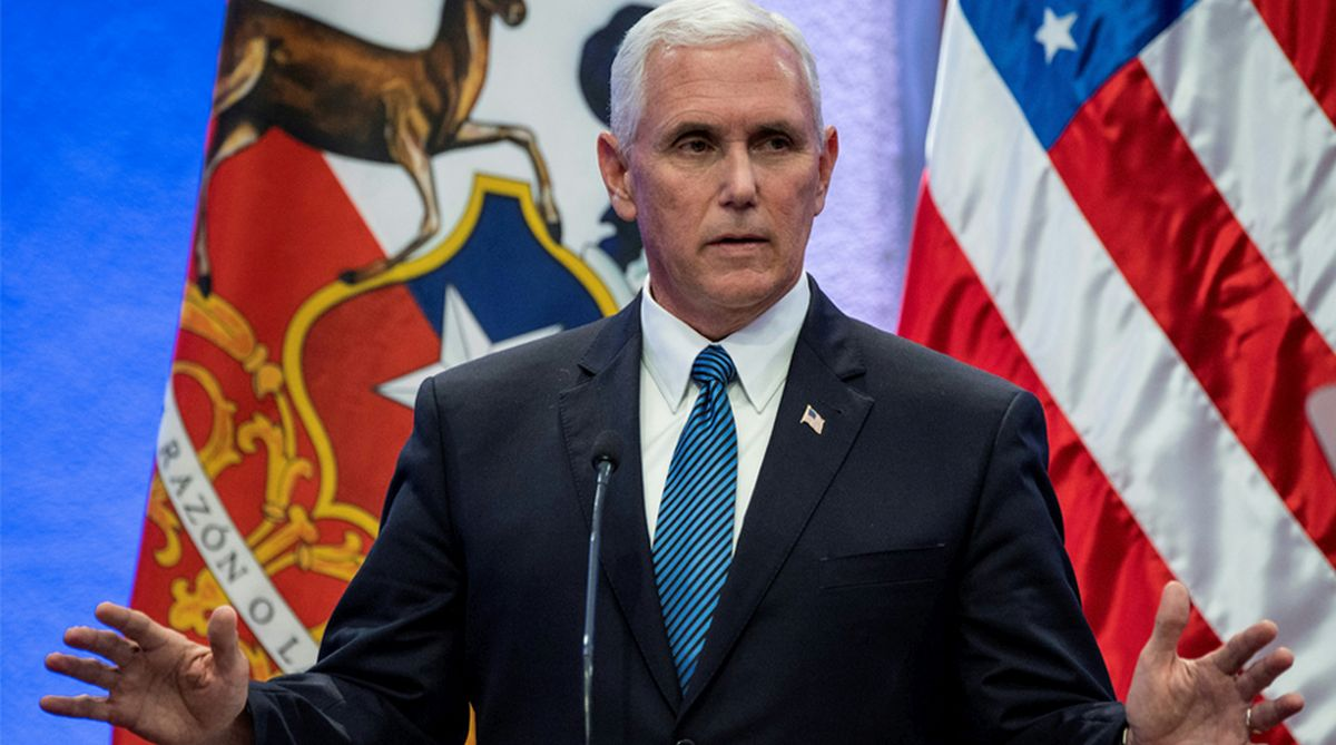 US-Japan trade pact, US-Japan, Mike Pence, Indo-Pacific, US Vice President