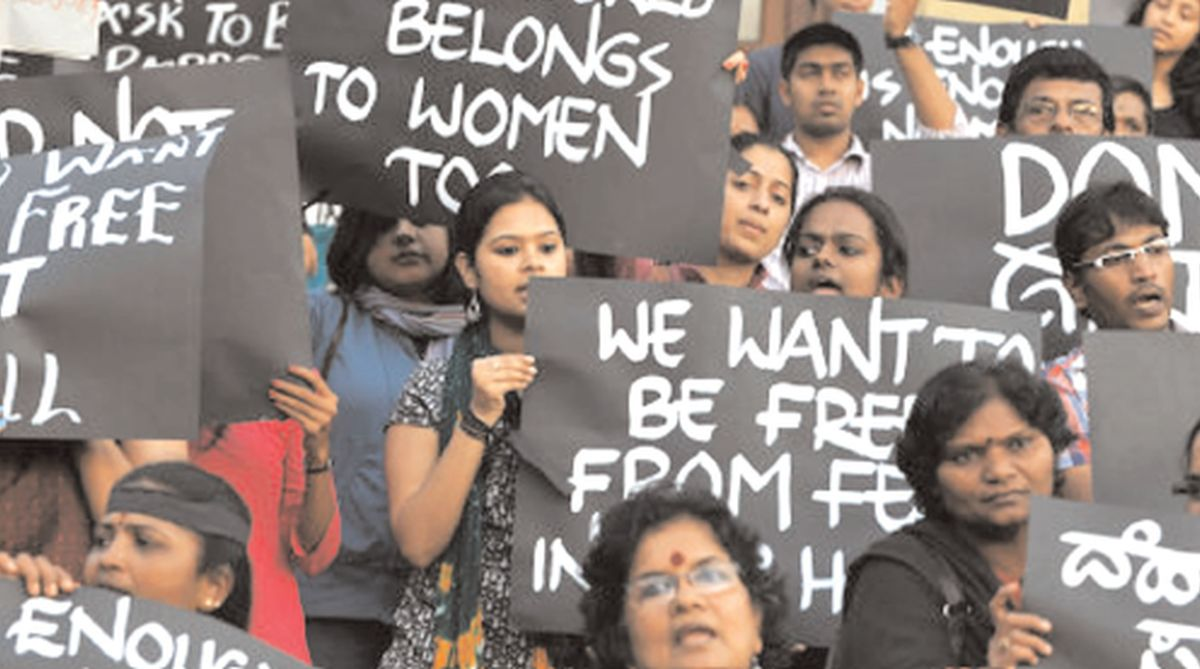 Sexual harassment, Rape, Indian feminism, feminism