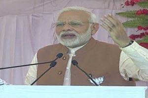 Bitter medicine of demonetisation was used to bring back black money: PM Modi in MP