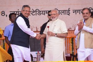 State polls not a referendum on Modi govt, 'slight' impact on LS election: Raman Singh