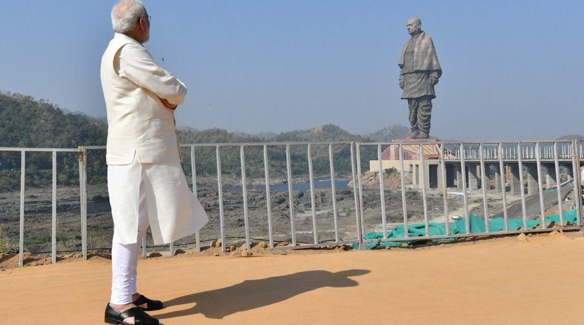 Statue, Sardar Vallabhbhai Patel, Sardar Patel Statue, Narendra Modi, Mahatma Gandhi,Nehru dynasty,Shivaji