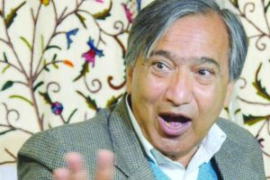 Yousuf Tarigami wants tough steps against corruption, nepotism