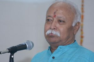 Hindus should insist on law for Ram temple in Ayodhya: Mohan Bhagwat
