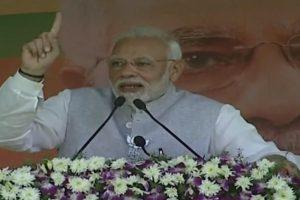 PM Modi accuses KCR of ignoring Telangana's development