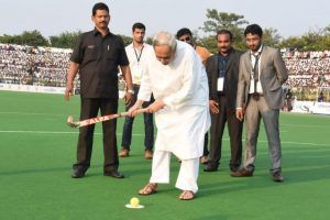 Astroturfs to be laid in all blocks of Sundergarh: Naveen Patnaik